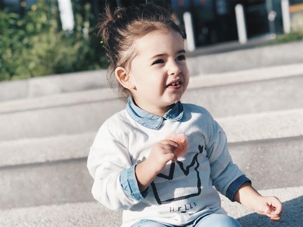 ╳ Baby look d'automne #2