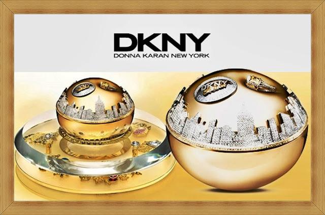 DKNY Golden Delicious pret 1 milion dolari sticla de parfum