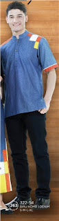 Baju Sarimbit Cowok Azzura 263