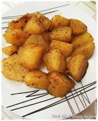 patatas al horno receta