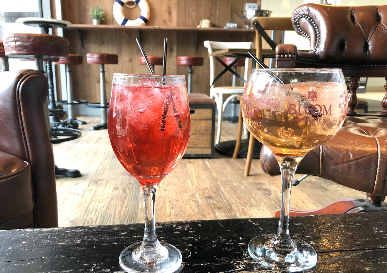 How to spend a day on your own in Newcastle - Cocktails