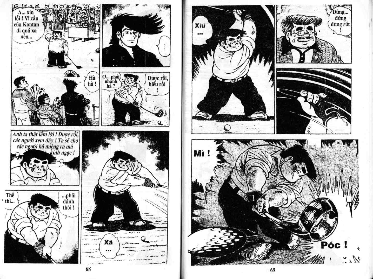 Ashita Tenki ni Naare chapter 3 trang 33