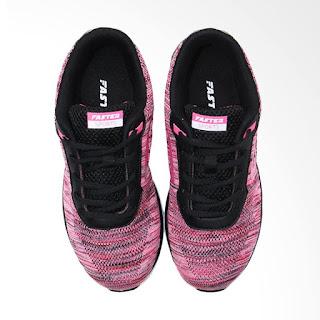 Faster 5046 Sepatu Sneakers Wanita - Fushia