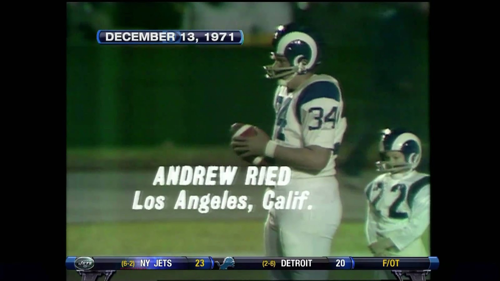 Throwback Thursday A Young Andy Reid in a Punt Pass Kick