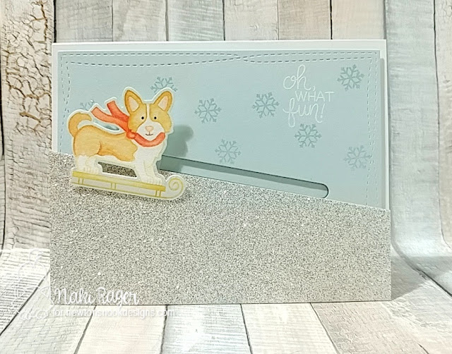 Newton's Nook Designs Winter Woofs Set - Naki Rager