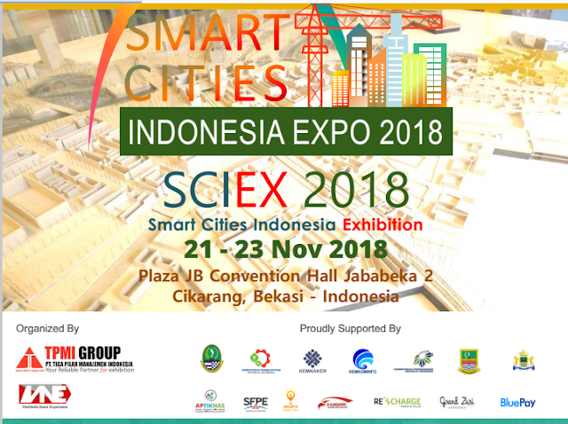 Seminar Smart Cities , IoT di era Industry 4.0 di Plaza Jababeka Cikarang