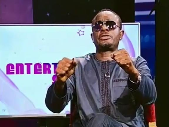 It's none of your business- Emeka Ike slams interviewer who asked about his wife