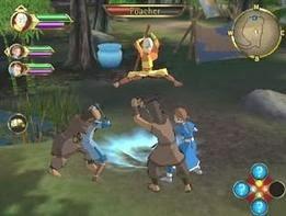 Cheat Avatar: The Last Air Bender (PS2)