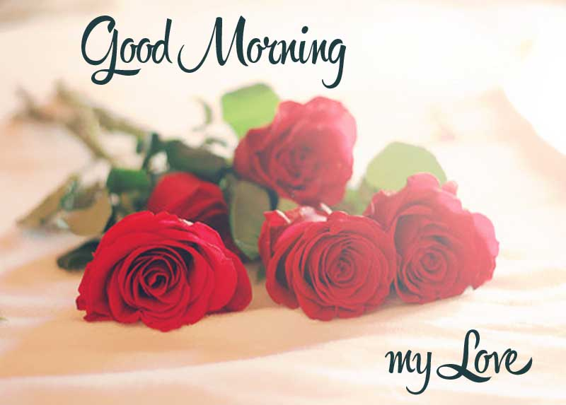 Romantic Good Morning My Love Messages For Couple
