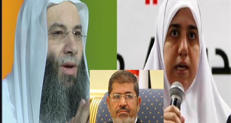 كلام لا يصدق من إبنة محمد مرسي لمحمد حسان بعد شهادته في فض رابعة