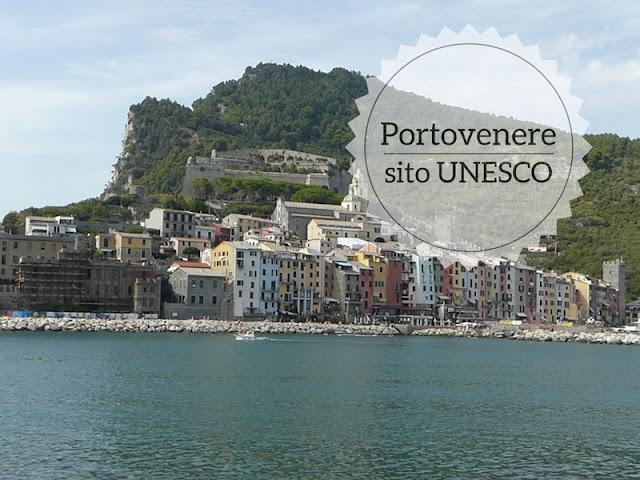 Guida ai siti UNESCO: Portovenere, Cinque Terre e Palmaria. Veduta di Portovenere