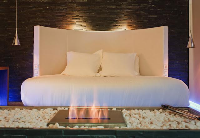 Dormitorios de hotel suite lovez vous via www for Decoracion para hoteles