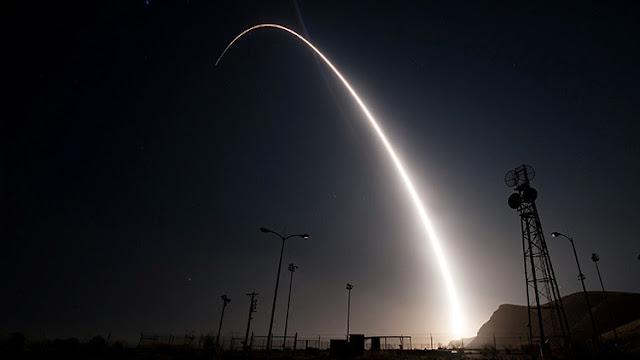 EE.UU. planea realizar una nueva prueba con un misil balístico intercontinental