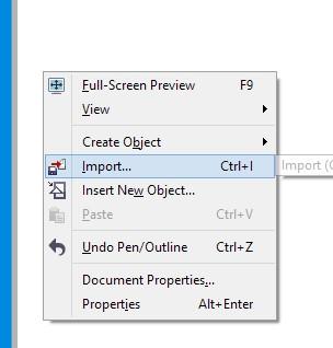 Bagaimana cara mengatur opacity sebuah objek pada pengolah foto CorelDRAW Mengatur Opacity di CorelDRAW