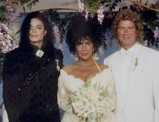 7. Elizabeth Taylor & Larry Fortensky - $4 juta