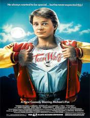 pelicula Lobo Adolescente (Teen Wolf) (1985)