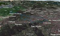 A Walk from Bergamo to Ponteranica