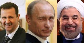 Kenapa Iran Tingkatkan Perannya di Suriah?
