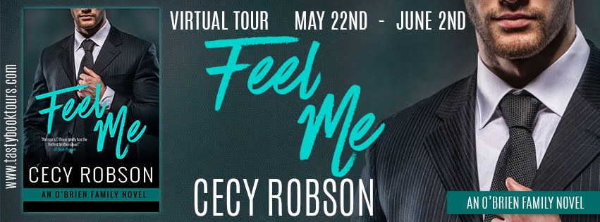 """Feel Me"" by Cecy Robson"