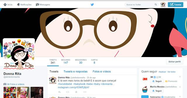 Twitter Donna Rita