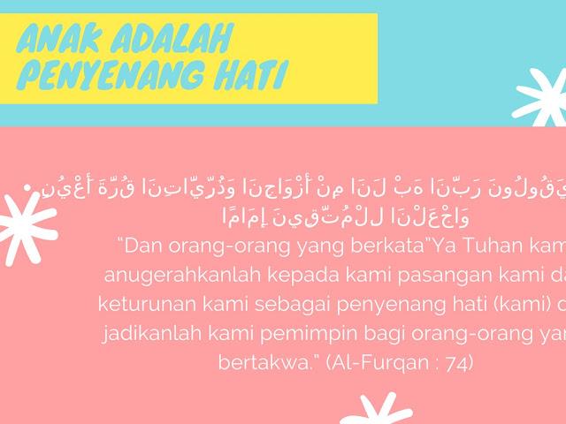 parenting qurani : mendidik anak dengan bahagia