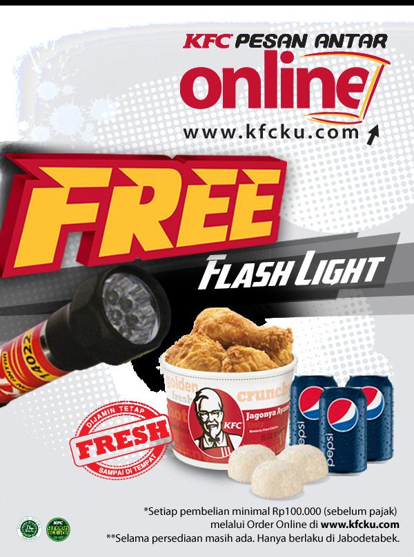 Menu KFC Delivery