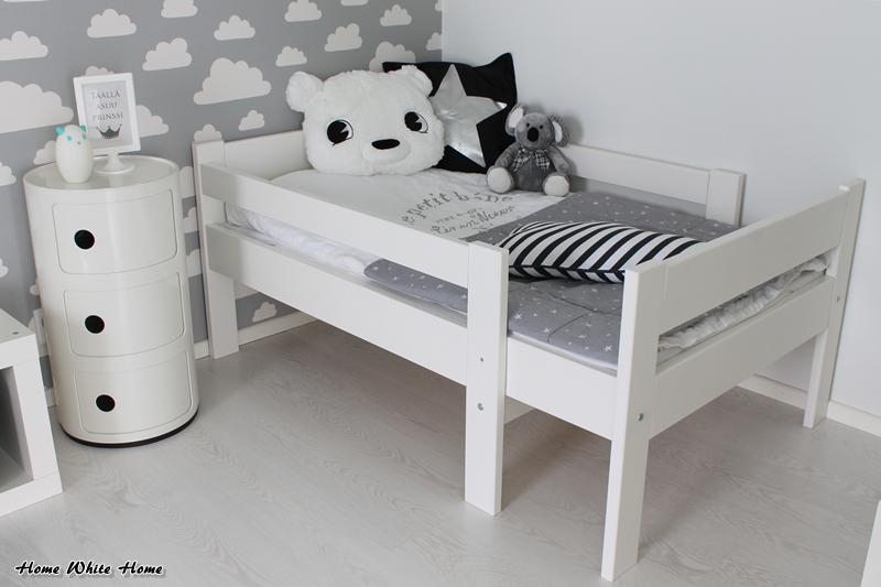 emma jatkettava sänky Home White Home: Juniorin uusi sänky emma jatkettava sänky