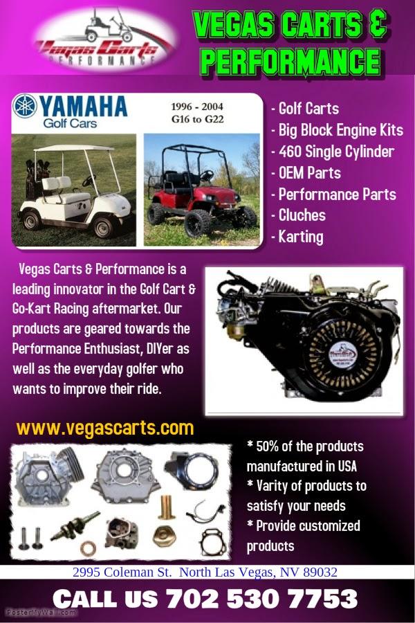 Vegas Carts & Performance: 2015