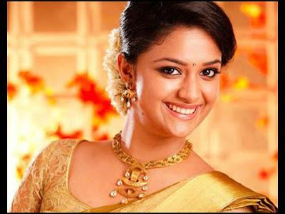 She-warned-me-about-Nani---Keerthy-Suresh-Andhra-Talkies