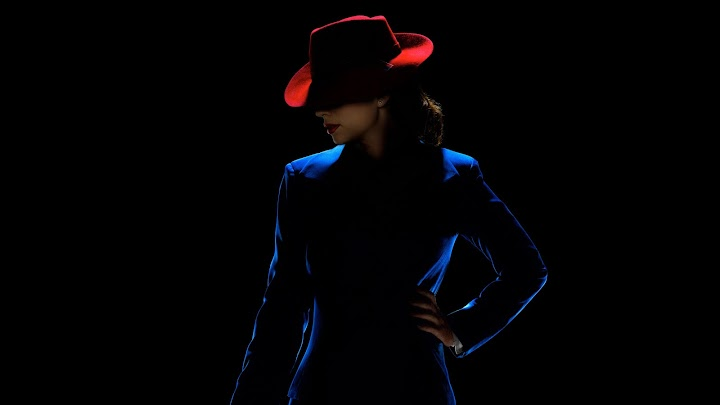 Hayley Atwell Agent Carter HD Wallpaper