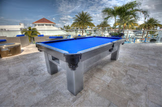 Outdoor Pool Table Felt