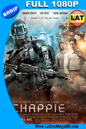 Chappie (2015) Latino Full HD 1080P ()