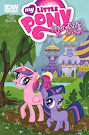MLP Friendship is Magic #11 Comic Cover B Variant