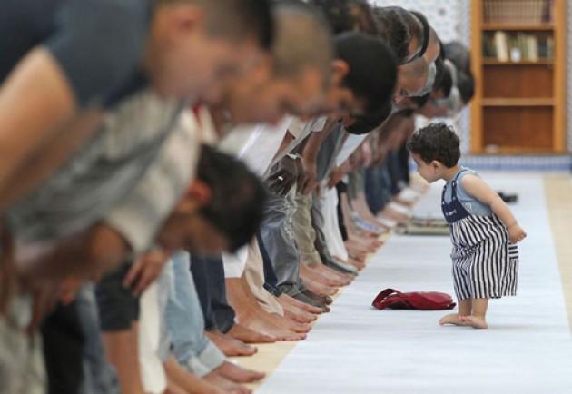 Membangun Masjid Ramah Anak
