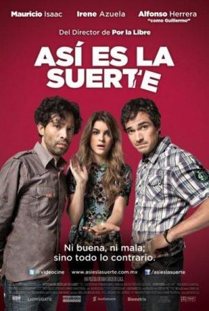 ASÍ ES LA SUERTE (2011) Ver Online - Español latino