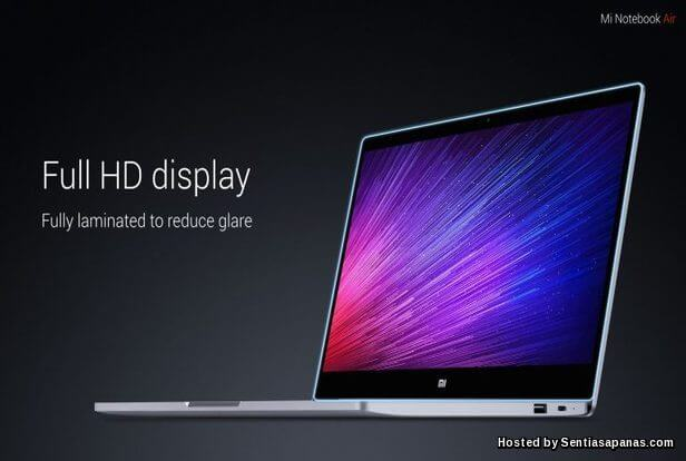 Xiaomi 'Mi Notebook Air' [2]