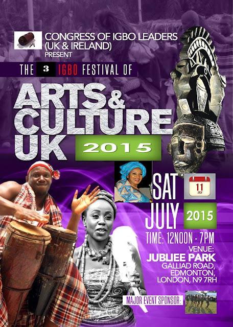 Igbo Festival of cultural arts, London 2015