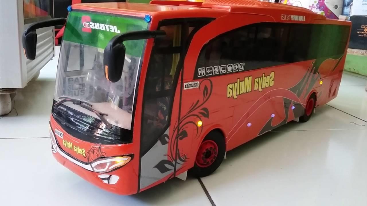 Cara Membuat Kerajinan Tangan Miniatur Bus Dari Kardus Bekas Jual
