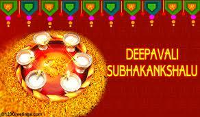 deepavali subhakankshalu
