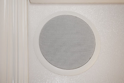 The Atlantic with Ceiling Mount Speakers