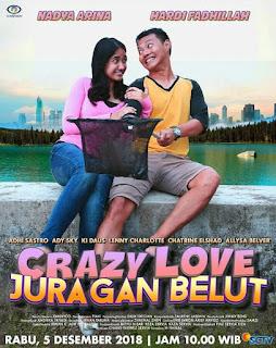 Nama dan biodata pemain Crazy Love Juragan Belut