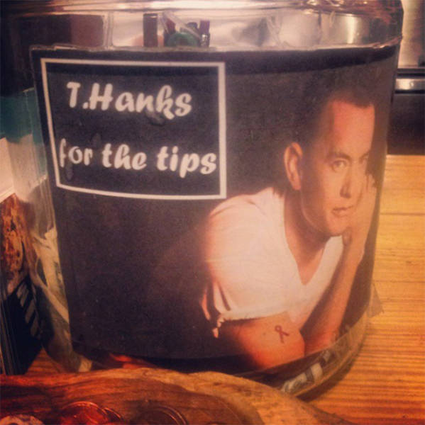 Clever Tip Jars That Helped People Cash In Damn Cool