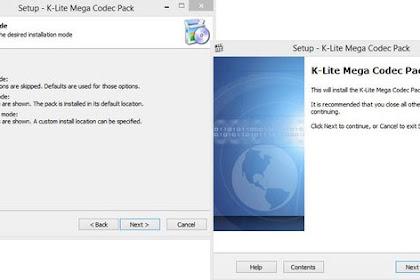 Download K-Lite Mega Codec Pack 12.9.0