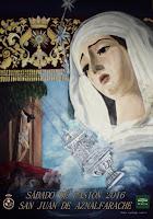 Semana Santa de San Juan de Aznalfarache 2016 - Hermandad de San Juan Bautista - Jesús Guerrero Moreno