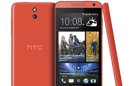 Review Dan Harga Smartphone HTC Desire 610 Jaringan 4G