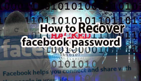 Facebook Password Recovery Options
