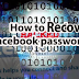 How Do I Recover My Facebook Password Updated 2019