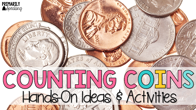 Teaching how to count coins