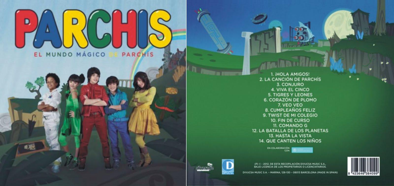 Cumpleanos Feliz Parchis Remix.Parchis La Saga Revisando El Album El Mundo Magico De