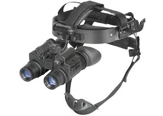 THE PHYSICS BEHIND NIGHT VISION GOGGLES